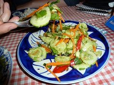IIMS - Asean - Cambodia: Cambodia - Cambodian Cucumber Salad