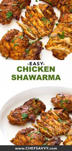 Healthy Chicken Recipes, Healthy Dinner Recipes, Cooking Recipes, Chicken Protein, Healthy Chicken Dinner, Easy Chicken Dinner Recipes, Healthy Family Meals, Easy Chicken Dishes, Best Dinner Recipes Ever