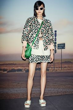 SPRING 2015 READY-TO-WEAR Coach
