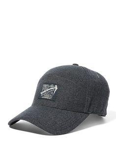 Twill Polo Cap - Polo Ralph Lauren Hats - RalphLauren.com