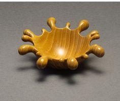 Bois d'arc Wood Splash Bowl 1 by DannyKamerath on Etsy