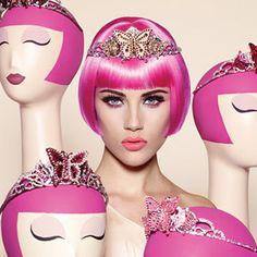 Doll pink lipstick
