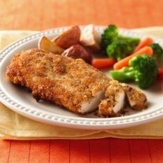 Ingredients  4 boneless skinless chicken breast halves (1 lb)  1/4 cup ranch dressing  1/3 cup Progresso® dry bread crumbs (any flavor) 2 tablespoons olive or vegetable oil