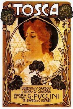 vintage italian opera posters