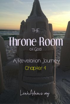 The Throne Room of God. Can you even imagine what it is like? oday in our Revelation journey we get a glimpse of it. AND I'm offering a cool FREE download.