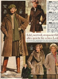 Girly Outfits, Cool Outfits, Vintage Fashion, Women's Fashion, Vintage Style, Vintage Boots, Knee Boots, Fur Coat, Female
