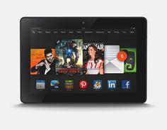 KFHD: the Kindle Fire HDX 8.9″