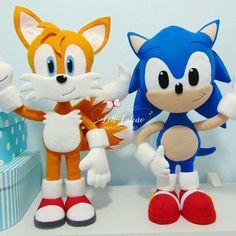"""Sonic the Hedgehog Peluche Sac à dos 18/"""" produit sous licence"""
