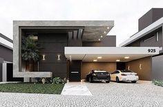 36 Amazing Modern Home Design Exterior Ideas