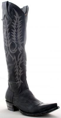 Womens Old Gringo Mayra Cowboy Boots via @Allens Boots