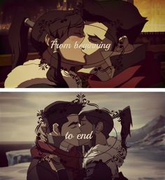 From beginning, to end. I loved you the whole time