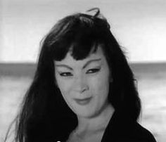 Born in Japan in 1938, gorgeous Tura Satana was raised in Chicago.
