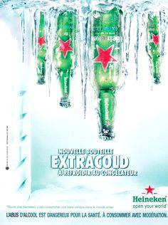 Cold, Heineken, Alcohol