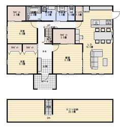 House Plans, Floor Plans, Interiors, How To Plan, Life, Inspiration, Biblical Inspiration, Decoration Home, Decor