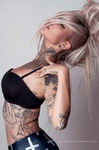 Tattoos - Bronze Luxury