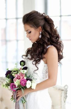 Incredibly Stunning Wedding Hairstyles | MODwedding