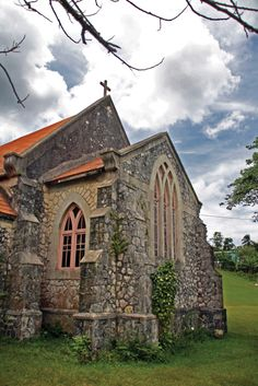 Set in Stone - St. Ann