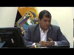 Rueda de Prensa del Presidente Rafael Correa, 30 de Enero de 2014