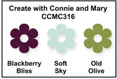 Create with Connie and Mary #316