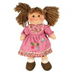 Meet Summer! Classic Girl, Girl Dolls, Rag Dolls, Hello Dolly, Imaginative Play, Special Person, Cute Dolls, Toys For Girls, Doll Toys