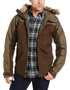 #Fjallraven Men's Singi Jacket  Jacket in #G-1000 cotton for everyday use.
