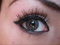 gray contact lenses - Google Search