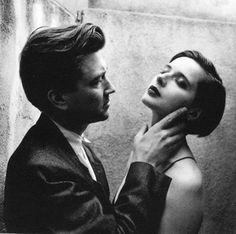 David Lynch & Isabella Rossellini