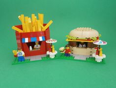 "Lego! (""Big Time Fries and Burger"")"