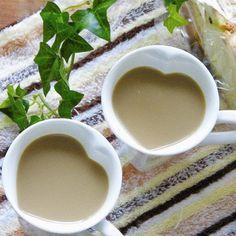 tea cups that have a secret heart shape