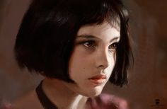 Mathilda, psdelux ... on ArtStation at https://www.artstation.com/artwork/AQd1V