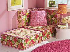 ideas for floor seating kids couch Couch Cushions, Floor Cushions, Diy Couch, Diy Room Decor For Teens, Home Decoracion, Futons, Ideas Hogar, Floor Seating, Sewing Pillows