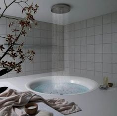 Remodel your bathroom and enjoy a whirlpool tub | Visit http://www.suomenlvis.fi/