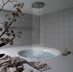 bathroom shower designs rain Fabulous and Unique Bathroom Shower Designs #shower #ideas #unique