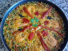 ¡¡A la rica paella! Distintas recetas de arroces de lo más variado similares a la paella