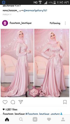 Dress For Hijab 💕 . Hijab Dress Party, Hijab Style Dress, Chic Dress, Dress Skirt, Lace Dress, Party Dresses, Cheap Dresses, Elegant Dresses, Vintage Dresses