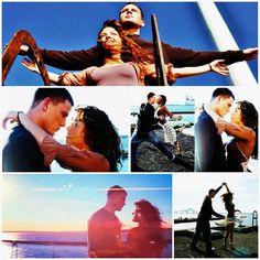 #StepUpToTheChallenge @JennalDewan #TatumPhotoADay Jenna Dewan, Photo A Day, List, Vampire Diaries, Cute Couples, Challenges, Scene, Concert, Movie Posters