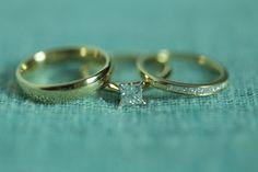 #weddingrings #bride #groom #princesscutdiamond #solitaire #engagementring