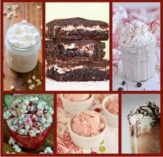 Holiday Desserts with Peppermint: 20 Festive and Easy Dessert Recipes | AllFreeCopycatRecipes.com