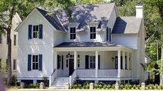 Mama Crovatt's House - R.N. Black Associates, Inc. | Southern Living House Plans
