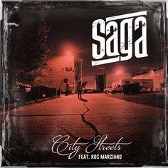 MP3: 'City Streets' By Saga (@Saga718) feat. Roc Marciano (@RocMarci)