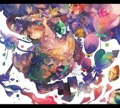 touhou Part 5 - - Anime Image Beautiful Anime Girl, I Love Anime, Anime Guys, Anime Chibi, Manga Anime, Anime Art, Anime Romans, Manhwa, Cute Bears