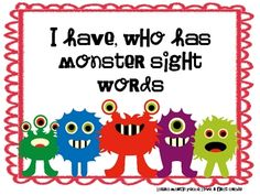 The ability to read sight words is an important part of learning to read and is included in Common Core standards beginning in Kindergarten.