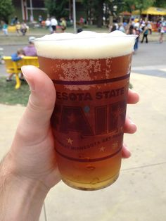 Minnesota State Fair Beer: Summit Saga, Breakfast of Champions Cheap Beer, Minnesota State Fair, Breakfast Of Champions, Saga, Calendar, Sports, Summer, Hs Sports, Summer Time