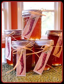 Spittin Toad: Jalapeno Pepper Jelly