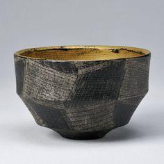 前田正博 色絵茶碗