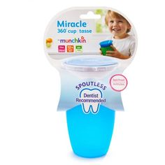 Munchkin Miracle 360 Spoutless Sippy Cup - 2 pack Image 5 of 6