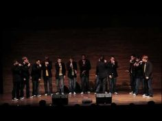 Melodores A Cappella - Sail (Awolnation)   HOW DO BASS  Warning: it's got strobe lights!
