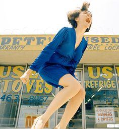 Contemporary Photographer Alex Prager - Camera Angle