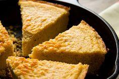 NYT Thanksgiving: Brown Butter Skillet Cornbread