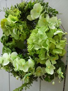 Items similar to Hydrangea Wall Basket Saint Patrick's Day Summer Wreath Hydrangea Wreath Green Wreath Mother's Day Gift Door Decorations on Etsy Green Hydrangea, Hydrangea Wreath, Floral Wreath, Hydrangeas, Twig Wreath, Green Wreath, Willow Wreath, Baskets On Wall, Wall Basket